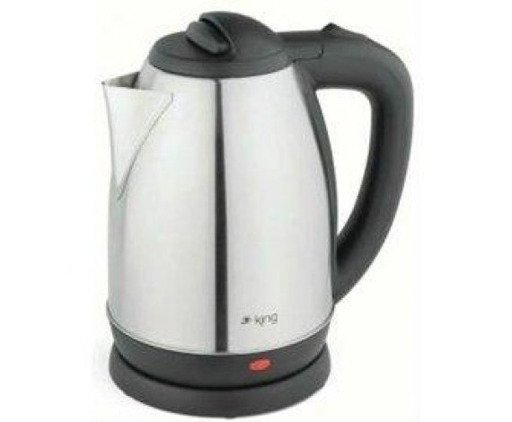 King K 569 Lena 1800 W 1.7 lt Çelik Kettle